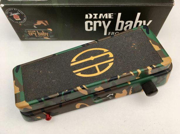 Dunlop Dimebag Wah CryBaby From Hell (DB01)