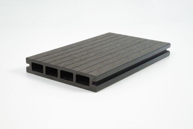 Deska tarasowa kompozytowa GRUBOŚĆ 25 mm. SZCZECIN