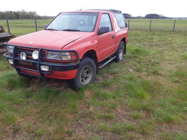 Samochód Opel Frontera