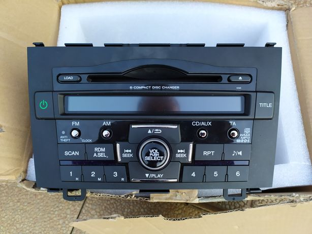 Продам магнітофон до Honda CR-V 2007-2012рік