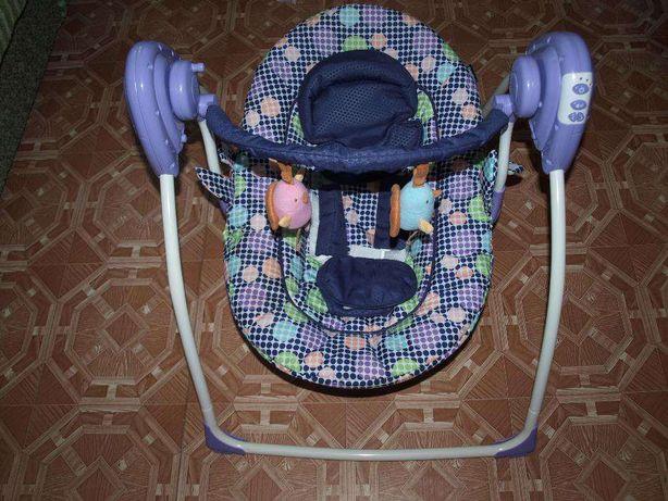 Кресло-качалка Geoby QQ502