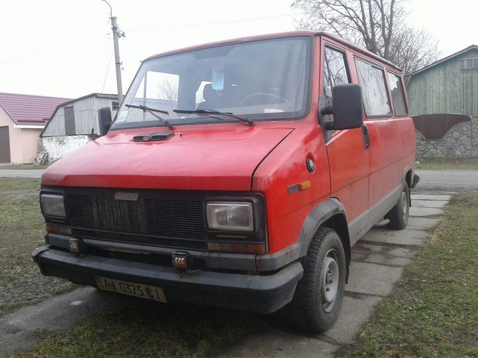 Микроавтобус fiat Борисполь - изображение 1