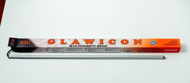 Борьба с плесенью на откосах Glawicon - против конденсата на окнах.