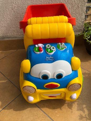 Samochód Samson gadająca wywrotka firmy Clementoni