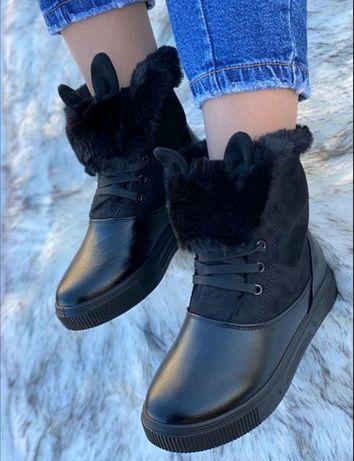 Ботинки ботики сапоги кроссовки зима
