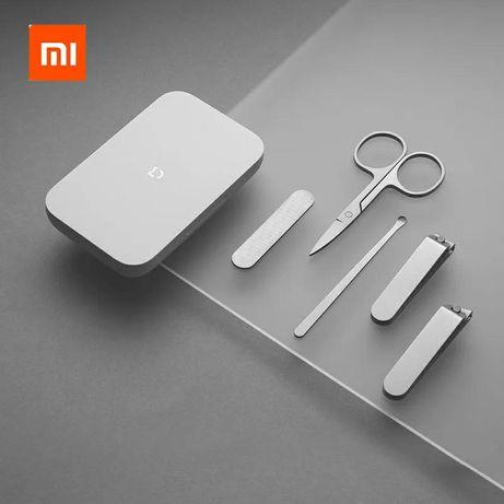 Маникюрный набор Xiaomi Mijia Nail Cliper Set 5 in 1 MJZJD002QW