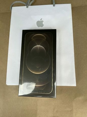 Apple iPhone 12 Pro Max - 256GB - Gold