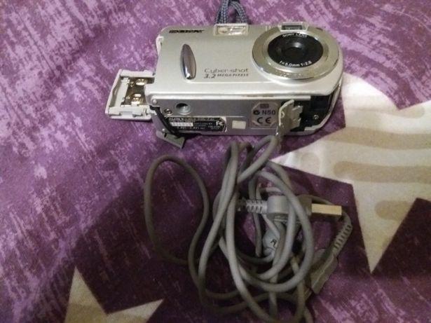 sprzedam aparat cyfrowy sony