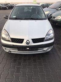 Renault clio wszystkie czesci
