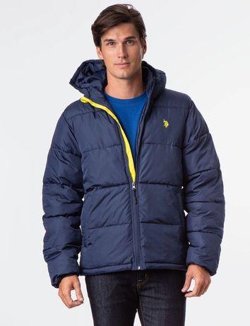 Зимняя куртка U.S.Polo ASSN. Оригинал! Размер S и М
