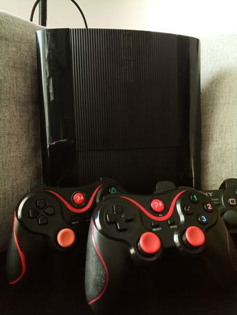 Przerobione Playstation 3 Super Slim 500 Gb HEN