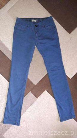 Spodnie rurki rozm 38