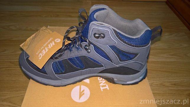 Buty zimowe trekkingowe HI-TEC BRYCE rozmiar44 nowe!!!