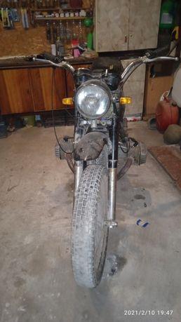 Продам мотоцикл днепр (МТ)