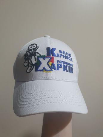 Кепка бейсболка Кернес успешный Харьков коллекционная сувенир подарок