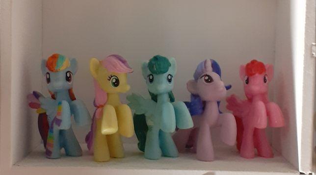 Figurki My Little pony kucyki
