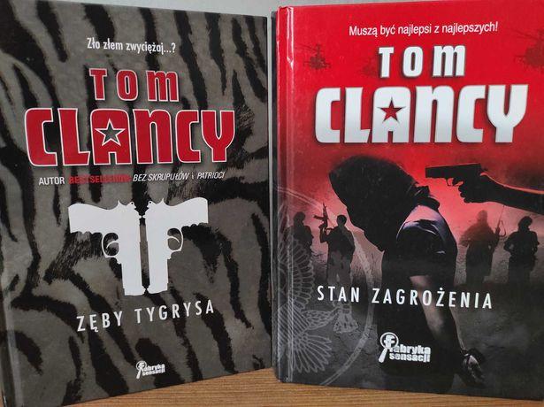 Tom Clancy - Stan zagrożenia i Zęby tygrysa