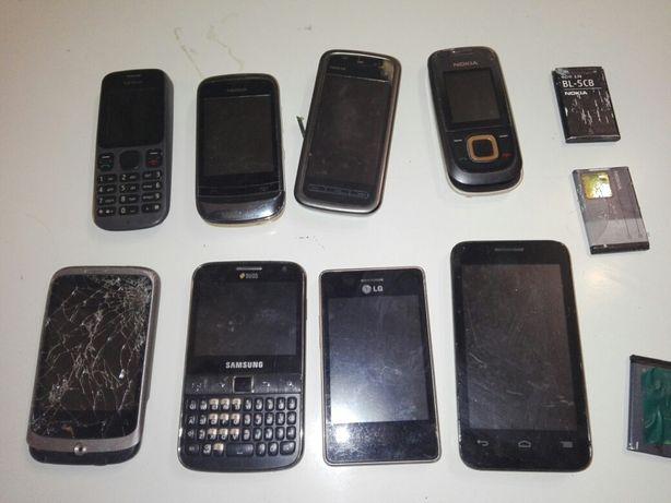 Stare telefony ,