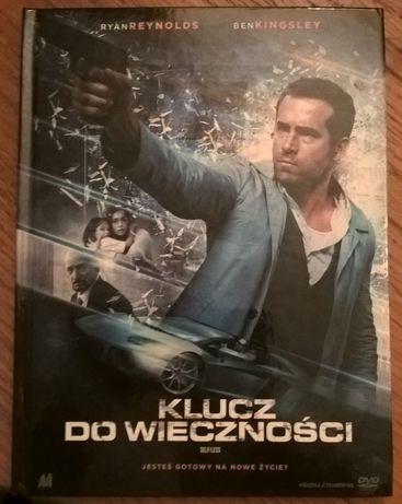 Klucz do wieczności - booklet, DVD