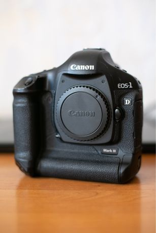 Продам Canon 1d mark iii