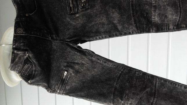 Spodnie młodzieżowe dla dziewcznki rozmiar 158 (3 pary)