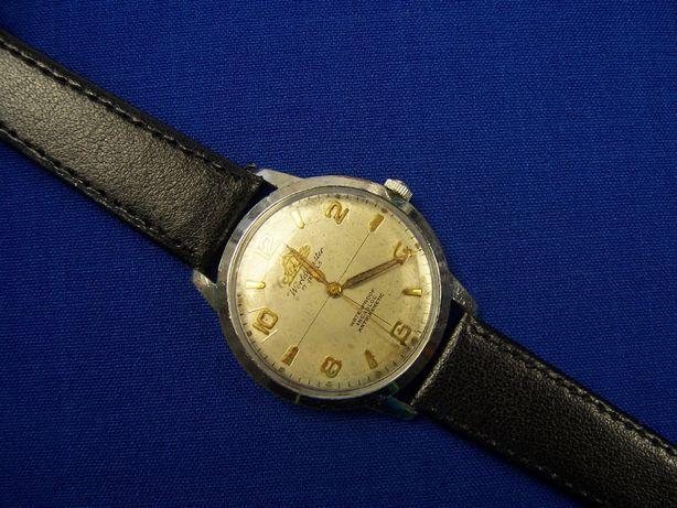 Duży Zegarek naręczny Atlantic Worldmaster 17 JEWELS