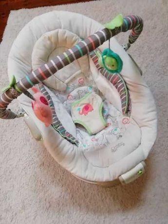 Espreguiçadeira bebé confort com música