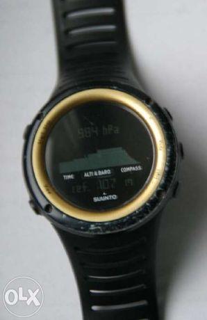 Zegarek Wodoszczelny SUUNTO CORE Sahara Yellow
