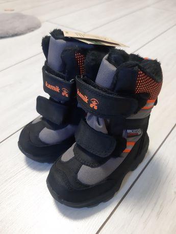 Kamik термо ботинки