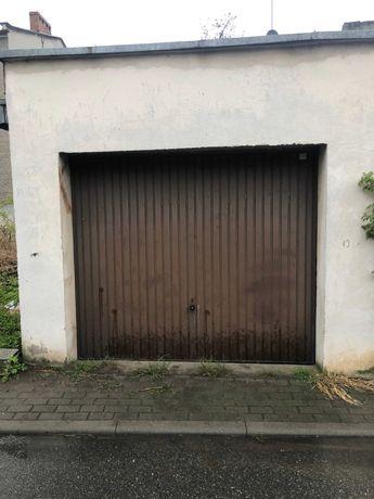Wieruszów - Garaż Murowany z Kanałem - Wynajem