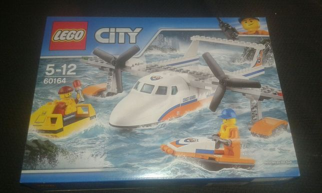 Lego City 60164 Hydroplan ratowniczy nowe