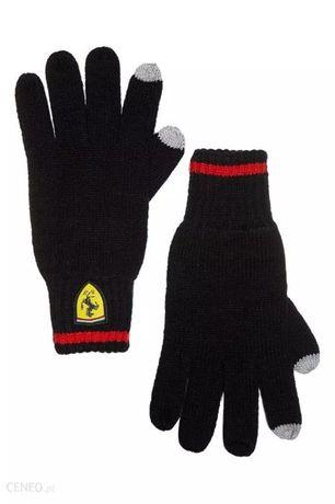 Sprzedam nowe Rękawiczki Scuderia Ferrari Czarne