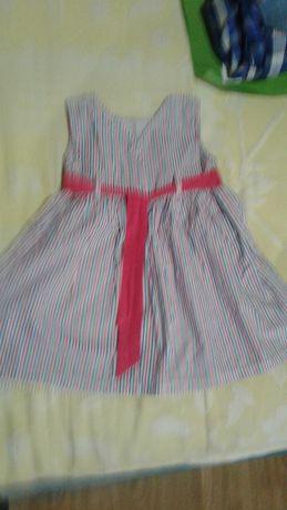 Vestido Zippy para 2 anos