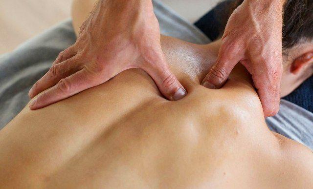 Оздоровчий масаж з виїздом на дом