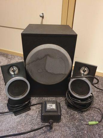 Głośniki Creative Inspire T3100 (2+1) | Sprawne