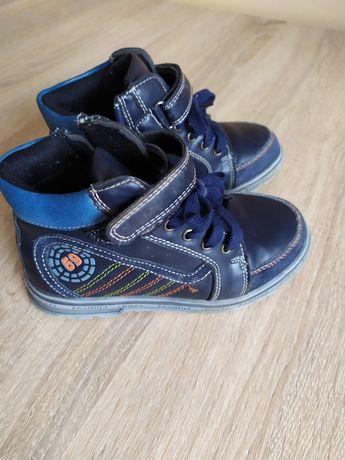 Trzewiki, buty chłopięce
