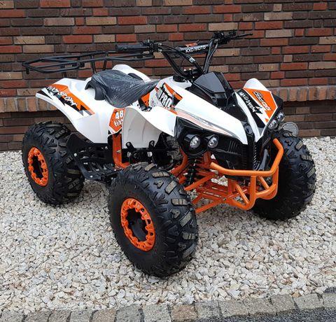 Quad atv 125 cc Kxd RATY nowy z niemiec gwarancja duży 8cali xxl kład