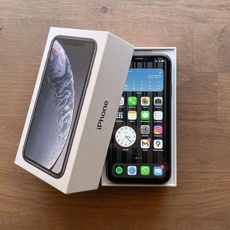 iPhone XR Space Grey (Preto Cinzento Sideral) 64Gb na caixa completo.