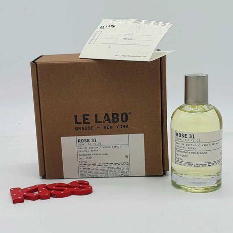 Le Labo Rose 31 - Original Pack - Ле лабо РОЗА - 100 ml