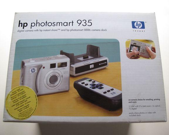 Máquina Fotográfica Digital HP Photosmart 935