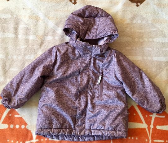 Демисезонная утеплённая куртка H&M