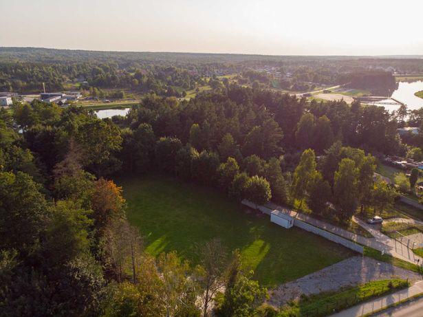 Działka budowlano-usługowa-rekreacyjna 8.839 m2