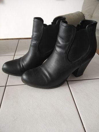 Buty przejściowe damskie