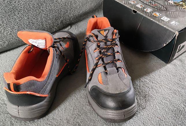Buty robocze z podnoskami
