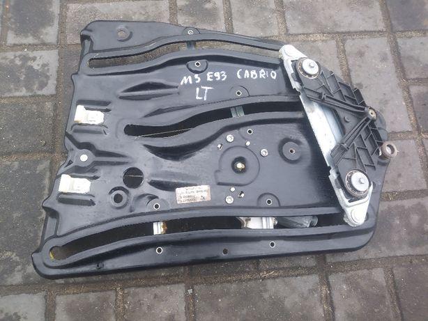 BMW e93 Cabrio Podnośnik szyby tył lewy