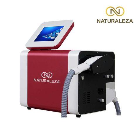 Aparelho depilação NATURALEZA® IPL & SHR