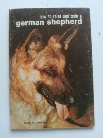 How to raise and train a german shepherd