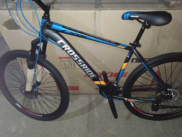 """Продам велосипед колеса 27,5"""" рама 19"""" новый"""