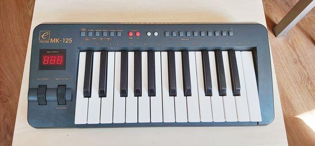Klawiatura sterująca MIDI EVOLUTION MK-125