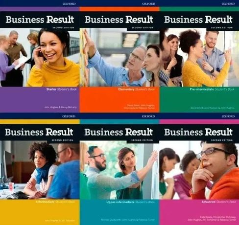 Business Result Second Edition Starter, Elementary, Pre-Intermediate